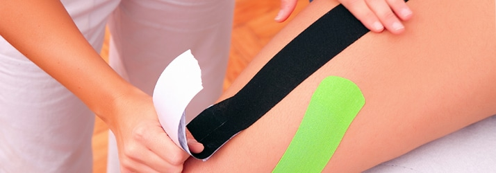 Rocktape Kinesiology in Ocoee FL